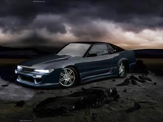 Nissan Silvia by virus-tuner