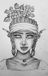 Nayla by DeeEhuWahine