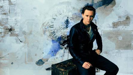 Tom Hiddleston Wallpaper by helenecolin
