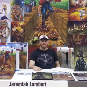JeremiahLambertArt's Profile Picture