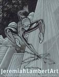 Spider-Man by JeremiahLambertArt