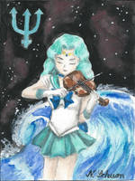 Sailor Neptune by Savarra