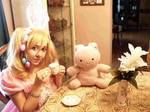 Would you like to join us? by CupcakeMassacreBear