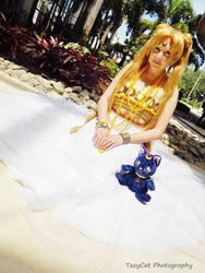 Princess Serenity by CupcakeMassacreBear