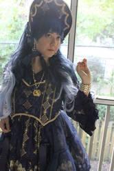 Elegant Hime by CupcakeMassacreBear