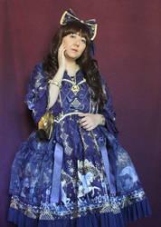 Crystal Carnival Princess by CupcakeMassacreBear