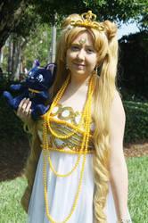 Princess Serenity Cosplay by CupcakeMassacreBear