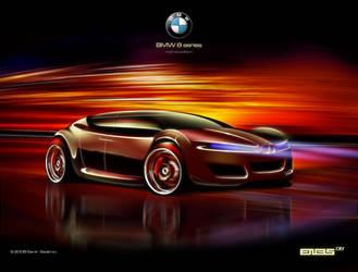 BMW 8 series by Samirs