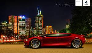 BMW concept CSR by Samirs