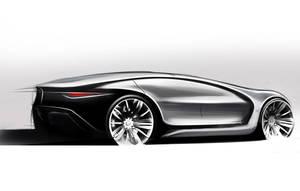 BMW Caizen Sketch by Samirs