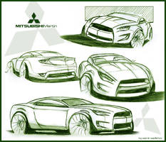 Mitsubishi Martin by Samirs