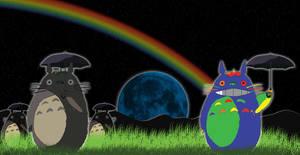 Night Rainbows by jonmaas
