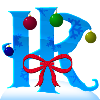 [H-R LOGO]V.3- Christmas 1 by heavenly-roads