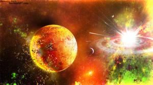 Supernova - Infernal Dawn by heavenly-roads