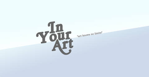 InYourArt - Slogan by heavenly-roads