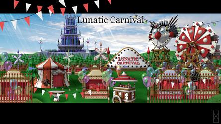 Lunatic Carnival (Part 6) by heavenly-roads