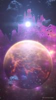 Venus - Cosmic Furnace by heavenly-roads