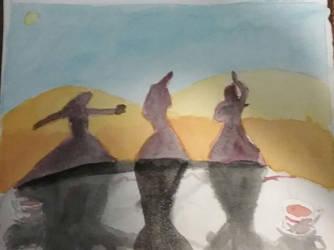 Tea in the Sahara by dhbraley