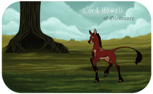 Lord Howell | Colt | Glenmore Lordling by Killer-Kame