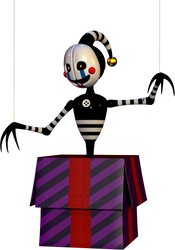 Security Puppet minus confetti by JoltGametravel