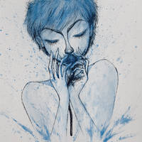 Eryngium by Sleeplesssmiles