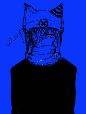 Blue by skotve