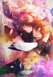 Code Realize Cardia  Lupin 2018 v2 by Lucy051