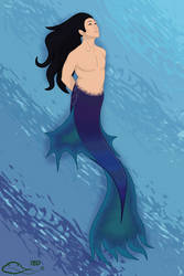 Mermay by The-Emerald-Otter