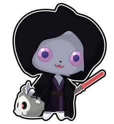 Sith Espurr by The-Emerald-Otter
