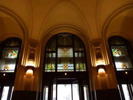 Art Deco Windows by Ritiakaramne