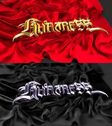 Huntress logo by ikkiz