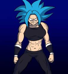 KEFLA BLUE POWER by kish95