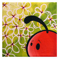 Cherry Blossom.. by Lou-Pimentel