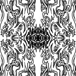 Bazaar Inky Eye by heyfunny
