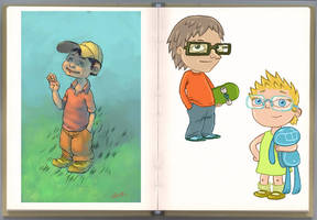 sketchbook 13 by troutfishing