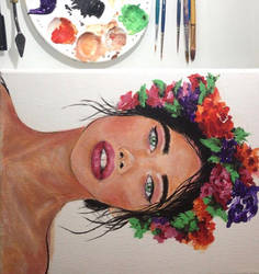 Floras by MariaXXArt