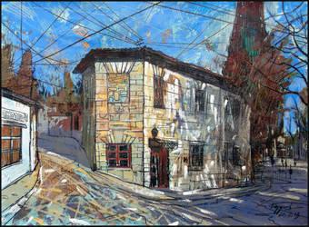 YALTA FUNKY TOWN by Badusev