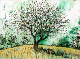 LITTLE TREE by Badusev