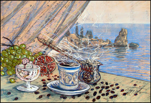 COFFEE GURZUF STYLE by Badusev