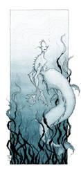 Little Mermaid by TeemuJuhani