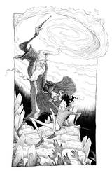 Albus Dumbledore by TeemuJuhani
