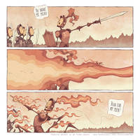 Fearless Knight by TeemuJuhani
