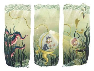 Treasure Hunters by TeemuJuhani