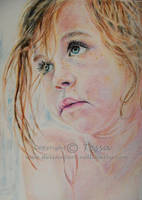 Deep blue eyes by nellusatko