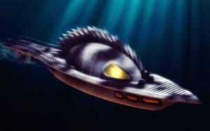 Nemo's Sea Monster by AEmiliusLives