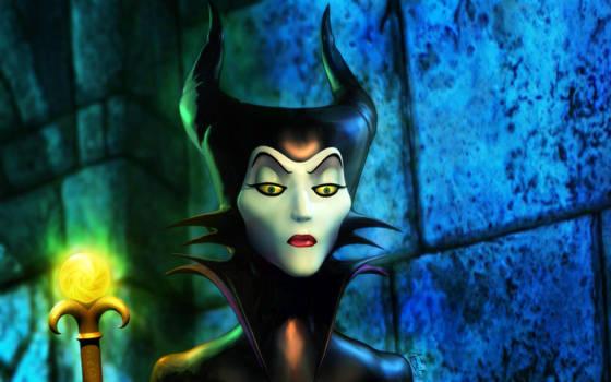 Maleficent by AEmiliusLives