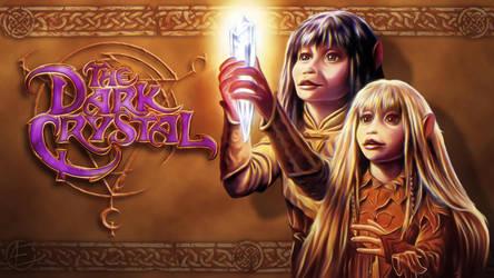 The Dark Crystal Wallpaper by AEmiliusLives