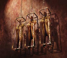 Silent Trinity by AEmiliusLives