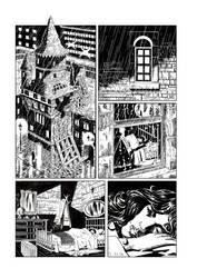 Dylan Dog 3 prova by Faustized