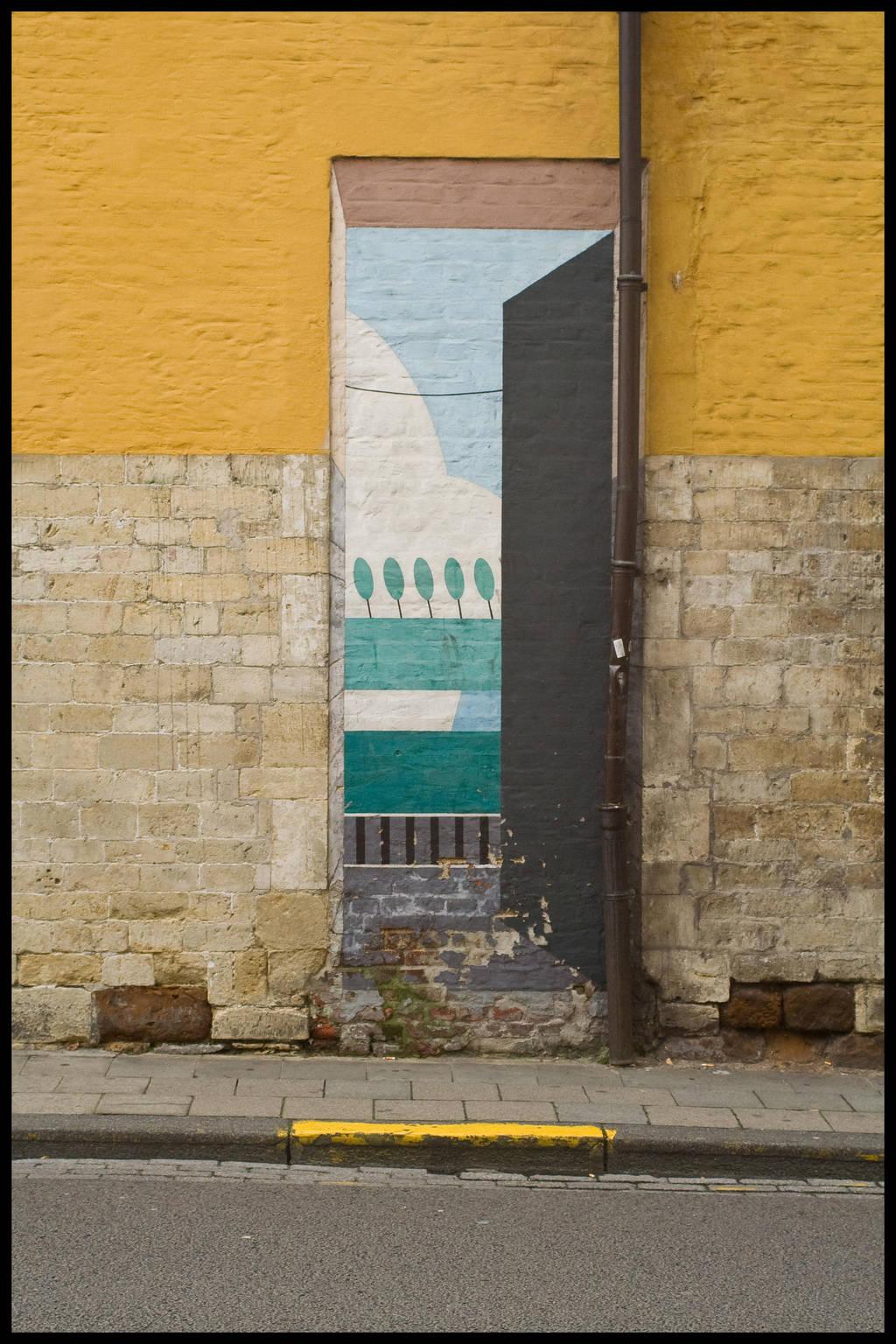 Step outside by PeterZen